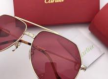 للبيع نظارات جوتشي الجلد وكارتير درجة أولي طبق الأصل AAA