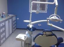 عيادات اسنان للايجار في فرناج للاستفسار 0911607110