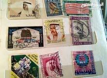 طواابع عربية واوروبية