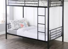 سرير حديد دورين ضمان مدى الحياه دهان فرن إلكتروستيك معالج ضد الصدا والرطوبة شغل