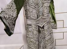 لبسة زي مغربي ملكي