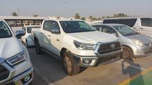 Toyota Hilux Diesel 2021 GCC