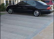 سيارة الكزس  مشاءالله ربع الترا
