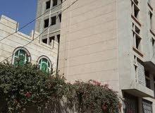 فرصة استثمارية للمغتربين اليمنيين مبنى تجاري استثماري  في قلب العاصمة صنعاء مبني باحدث المواصفات