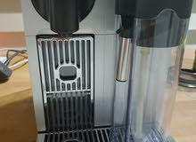 NESPRESSO Lattissima Pro F456 Brush Aluminium Coffee Machine