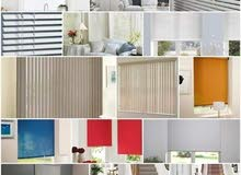 making curtain blinds roller vertical for offline