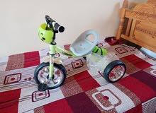 عجلات اطفال ركشه  عليه تخضدفقط 11500بدل 13600