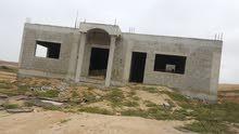 بيت قيد الإنشاء
