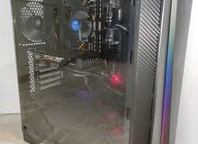 كمبيوتر جديد قوي و سريع يصلح للألعاب و المونتاج
