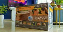 Jacuzzi Spa Hot Tub Box Pack From USA