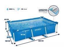 Intex Swimming Pool 2.6m
