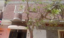 عمارة دورين للبيع تانى شارع خلف كارفور الاسماعيليه