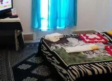 شقة مفروشة للايجار باليوم 120د في تونس العاصمة