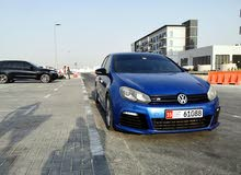 Golf R 2013 blue color full option very very clean