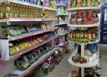 بيع محل مواد غذائية في الغزالية