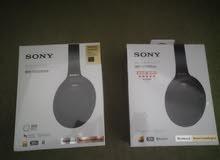 سماعات Sony WH-1000XM3 و WH-1000XM4