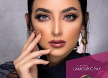 LAMOUR and NATURAL lens collection