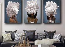 لوحات قمة في الجمال مقاسات حسب الطلب