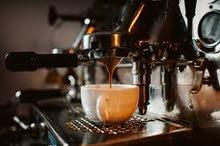 اسطى . ماكينة قهوة