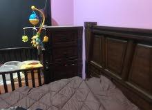 غرفة نوم حالتها ممتازة ،استعمال بسيط جدا،
