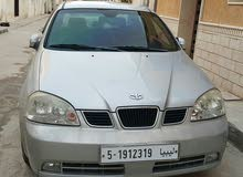 Daewoo Lacetti car for sale 2005 in Tripoli city