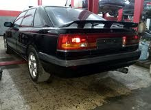 Black Mazda 626 1990 for sale