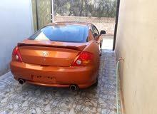 Automatic Orange Hyundai 2006 for sale