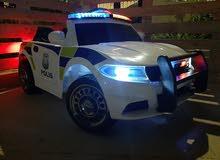 سيارات شحن العاب اطفال دودج شرطة الاصلية