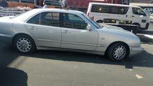 Mercedes Benz E 200 2002 for sale in Mafraq
