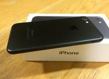 IPhone 7 (128GB) اسود مطفي