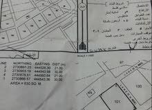 أرض سكنيه630م   في حميراء