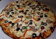 اسطى بيتزا و مقلوبة ( ليبي )