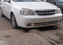 Automatic White Daewoo 2005 for sale