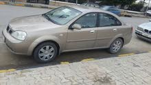For sale 2004 Gold Lacetti