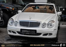 For sale Used E 200 - Automatic