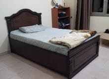 Very good condition with bed and mattress