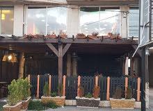 مطعم للايجار - اربد شارع الثقافه بجانب مطاعم امية  بدون خلو