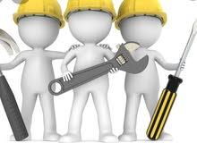 صيانة وتعديل المباني