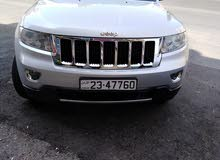 Jeep Grand Cherokee 2011 For sale - Silver color