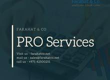 PRO Services in Dubai  Trademark registration UAE