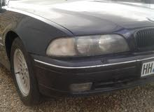 Manual Blue BMW 1999 for sale