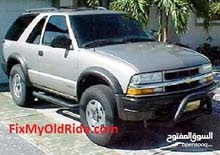 90,000 - 99,999 km Chevrolet Blazer 2003 for sale