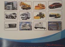 ورشة صيانة نحن الحل لجميع أنواع السيارات و المركبات الثقيله بجميع أنواعها