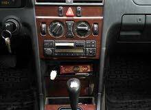 مرسيدس بنز موديل السيارة 97