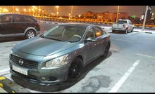 Nissan Maxima car for sale 2010 in Dammam city