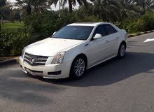 Used Cadillac CTS in Ajman