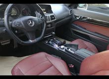 Mercedes Benz E 250 made in 2011 for sale