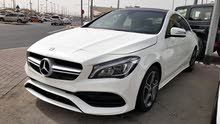 2014 Mercedes CLA250 Kit AMG45 Low mileage Full options American specs