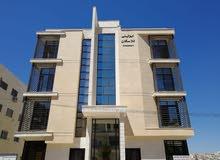شقة تسوية بتشطيب فندقي اقساط في عرجان((مقابل كلية الرياضة)) ومن المالك مباشرة