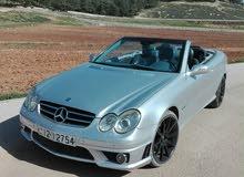 للايجار مرسيدس كشف CLK63 AMG م2009 باسعر مناسبه
